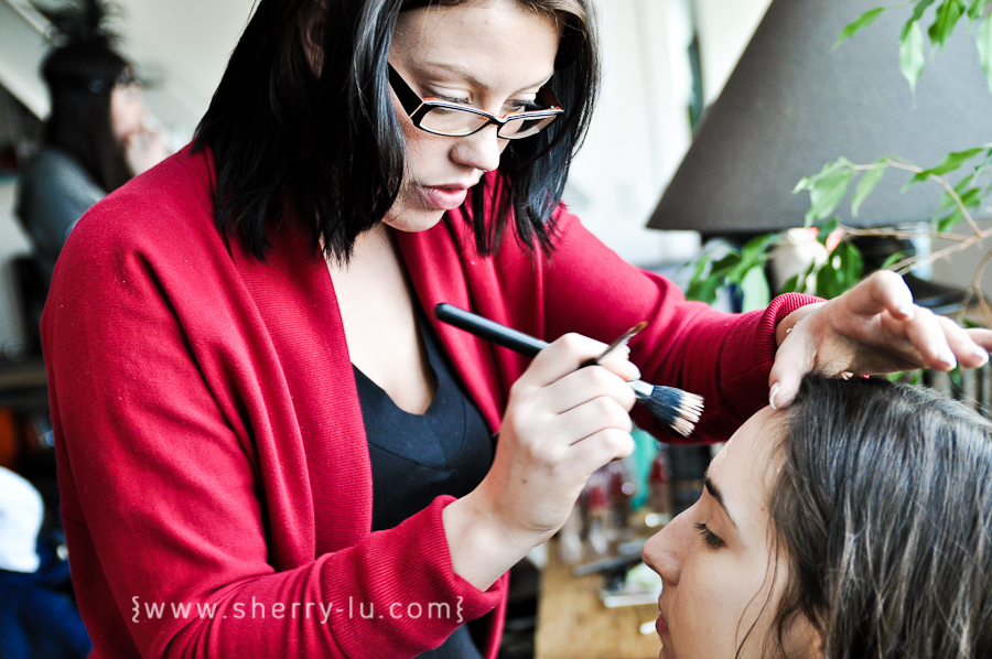 vancouver makeup photographer, makeup for fashion shoot